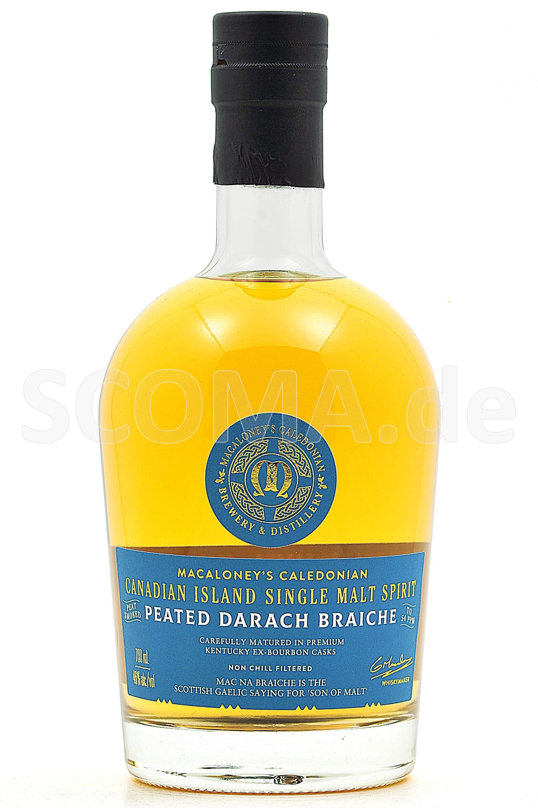 Macaloney's Caledonian Darach ...