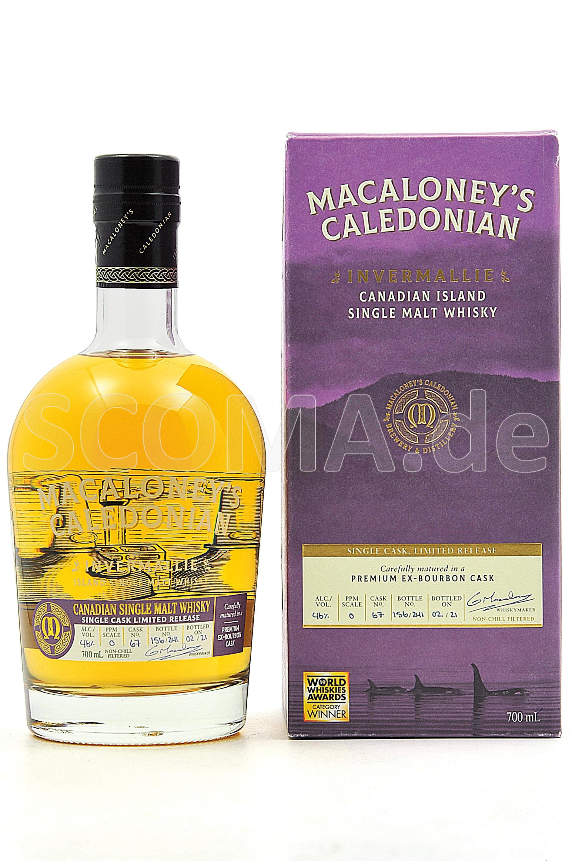 Macaloney's Caledonian Inverma...