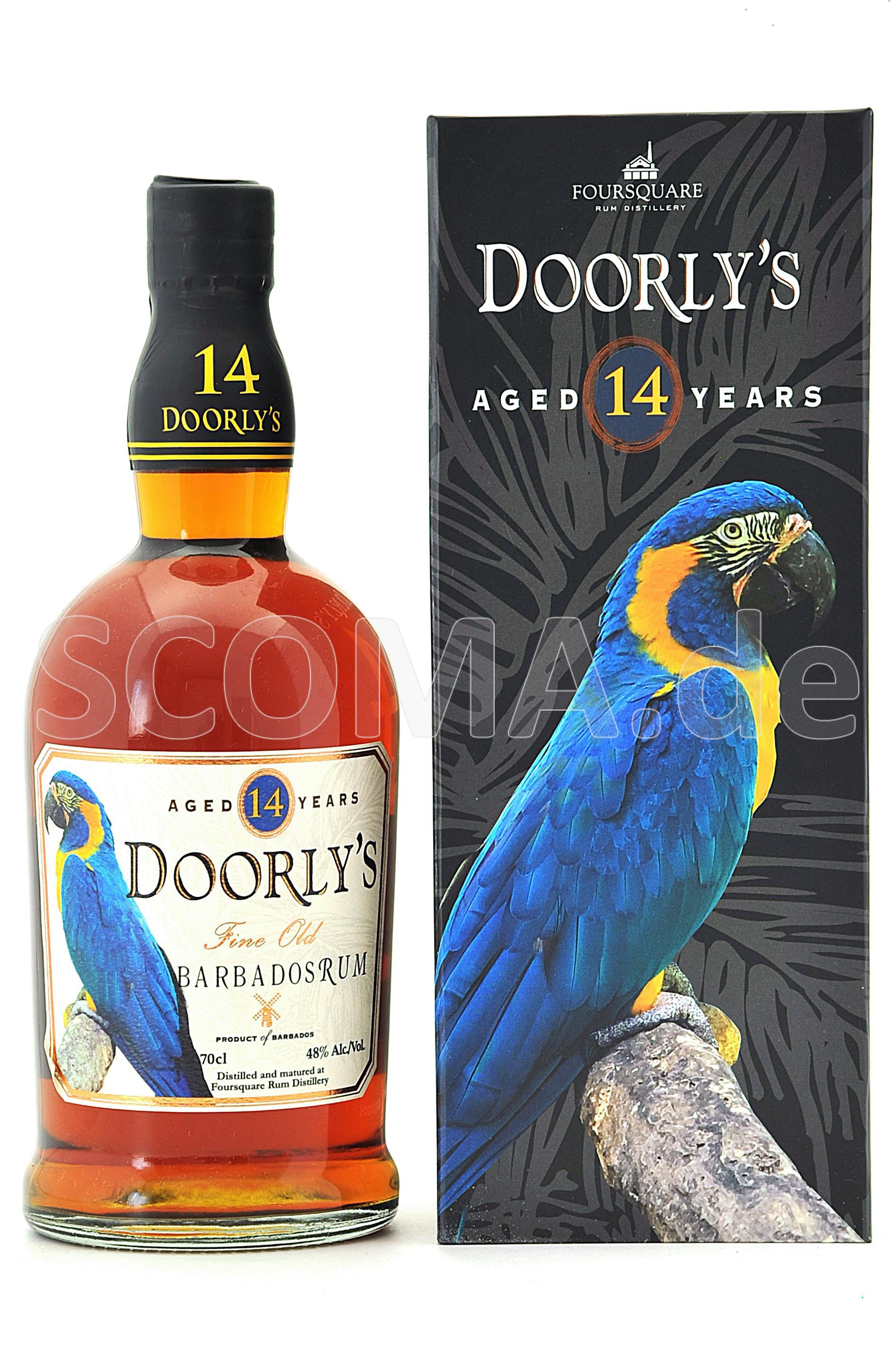 Doorly's Barbados Rum