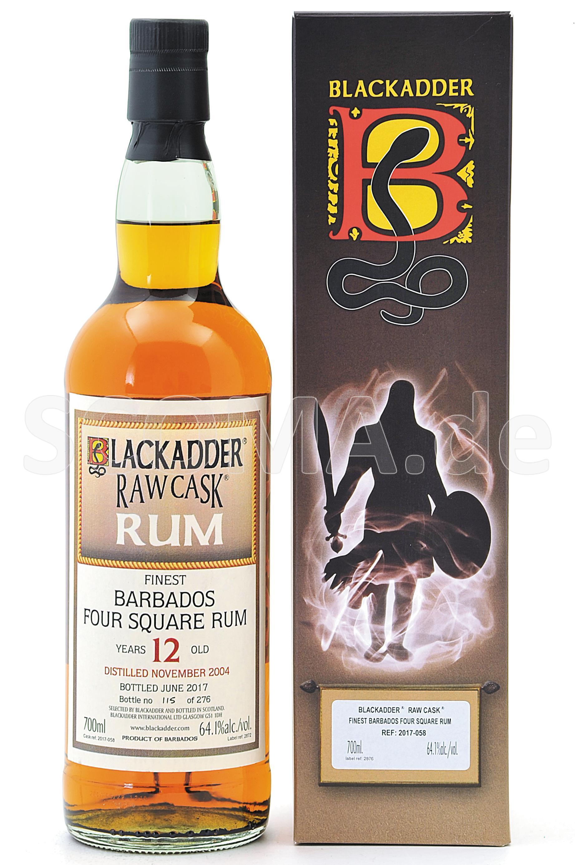 Barbados Four Square Rum 2004/...