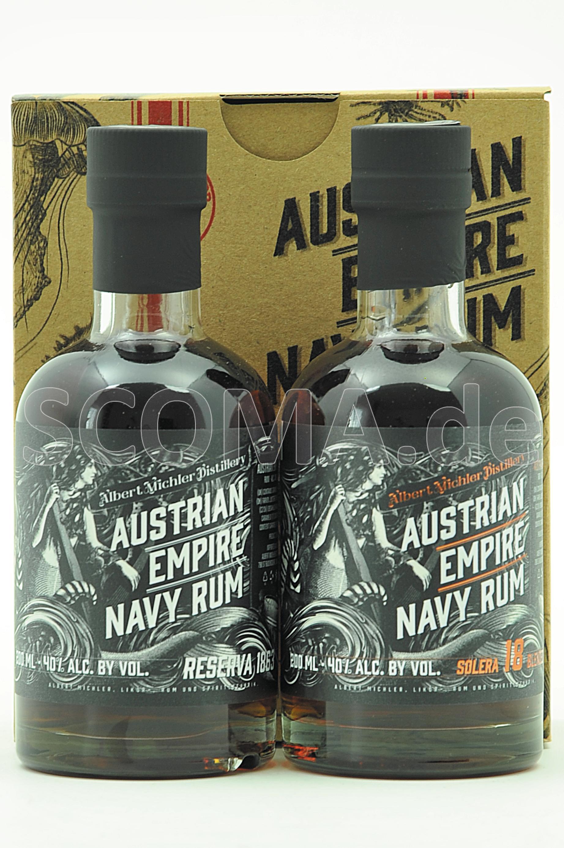 Austrian Empire Navy Rum Reser...
