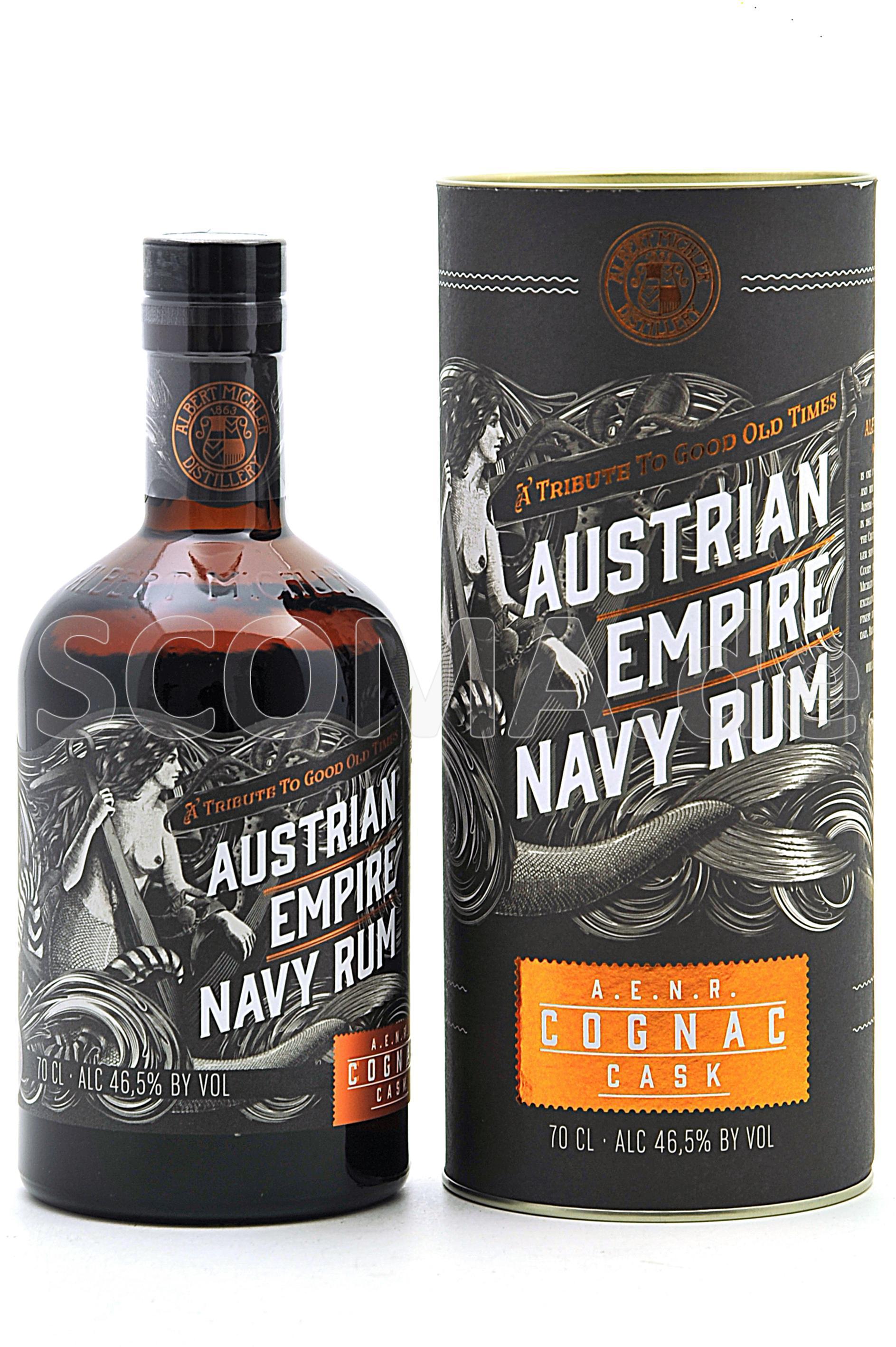 Austrian Empire Navy Rum Doubl...