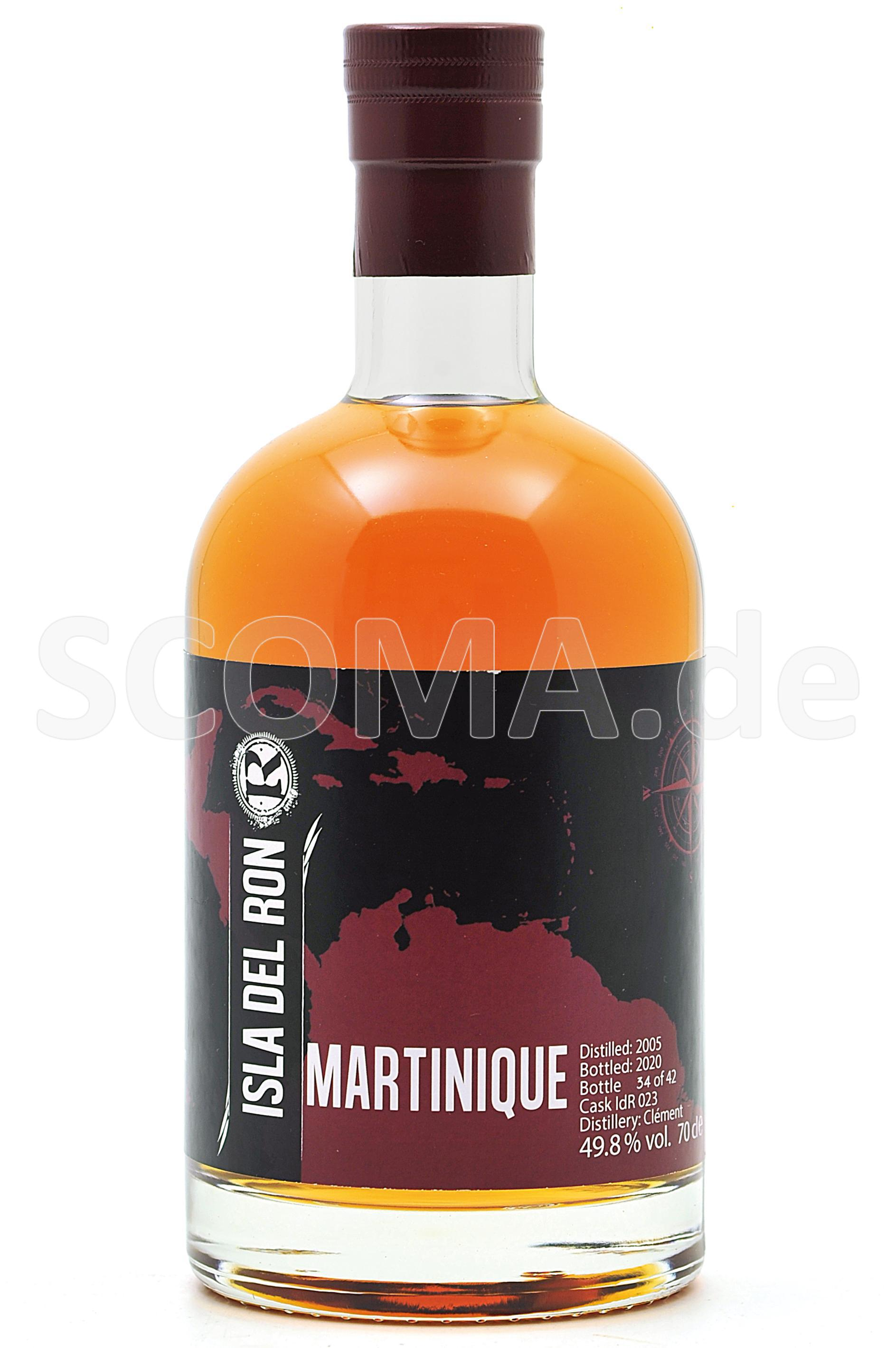 Isle del Ron - Martinique 2005...
