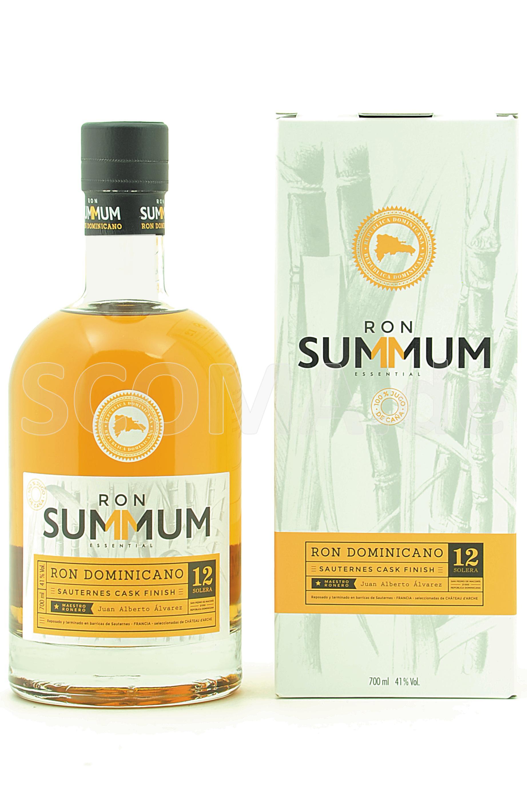Ron Summum 12 Jahre Sauternes ...