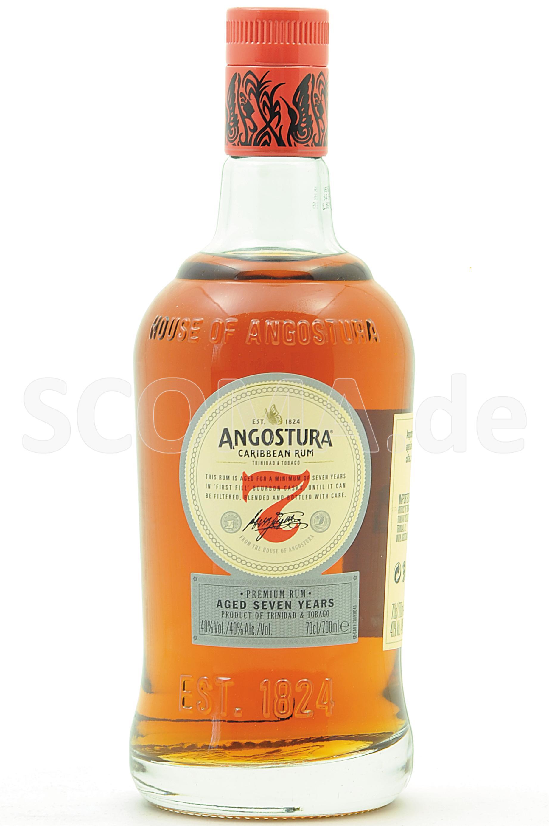 Angostura 7 Jahre Dark Rum