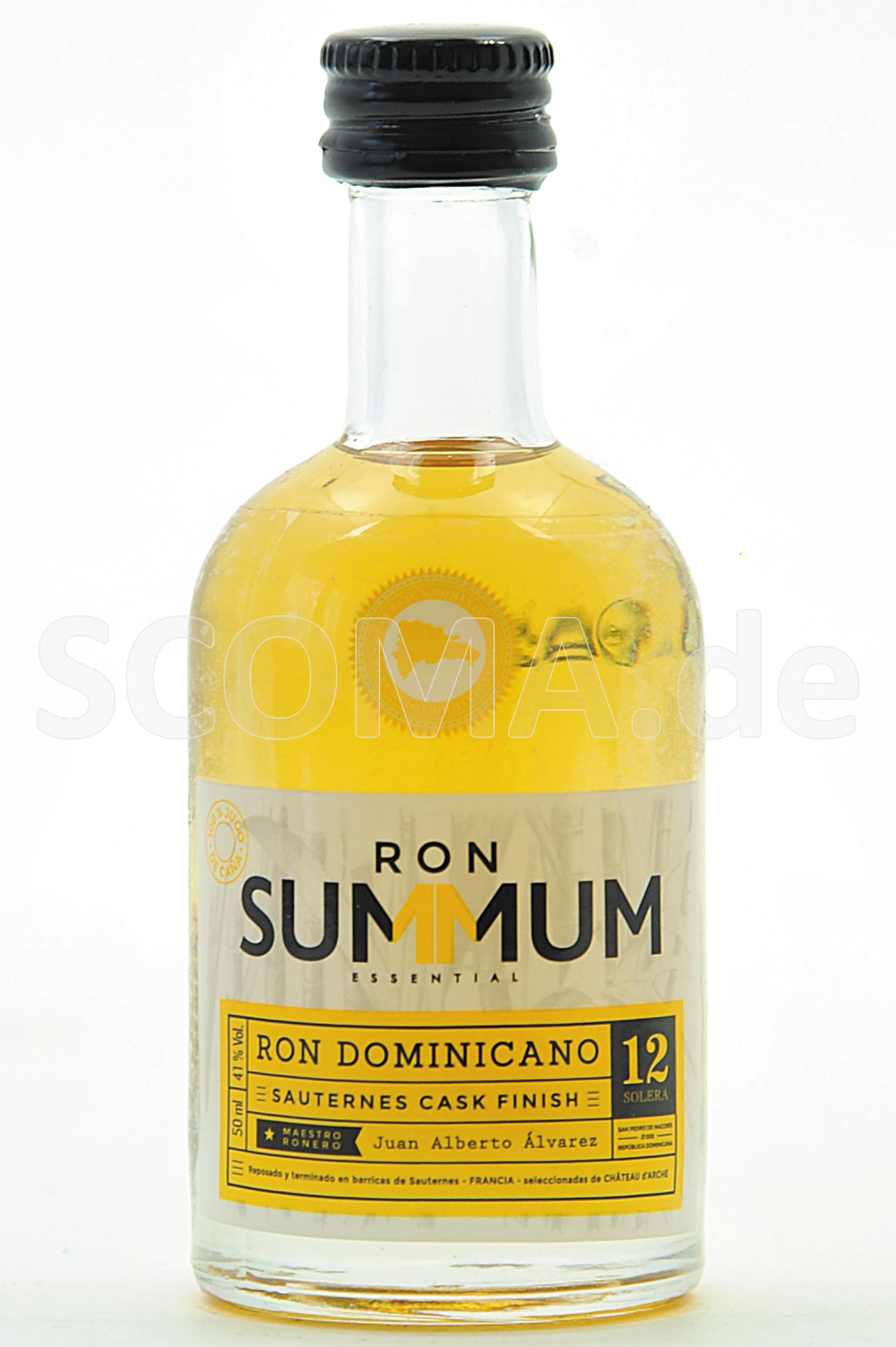 Ron Summum 12 Jahre Sauernes C...