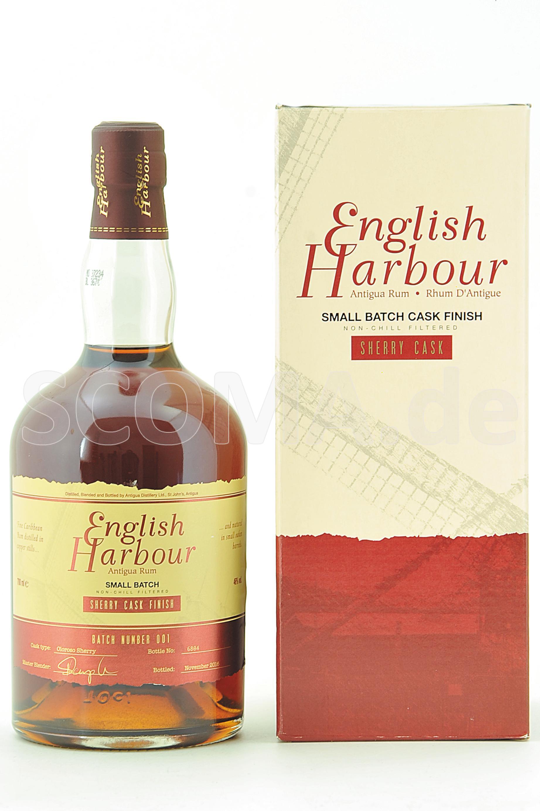 English Harbour Antigua Rum - ...