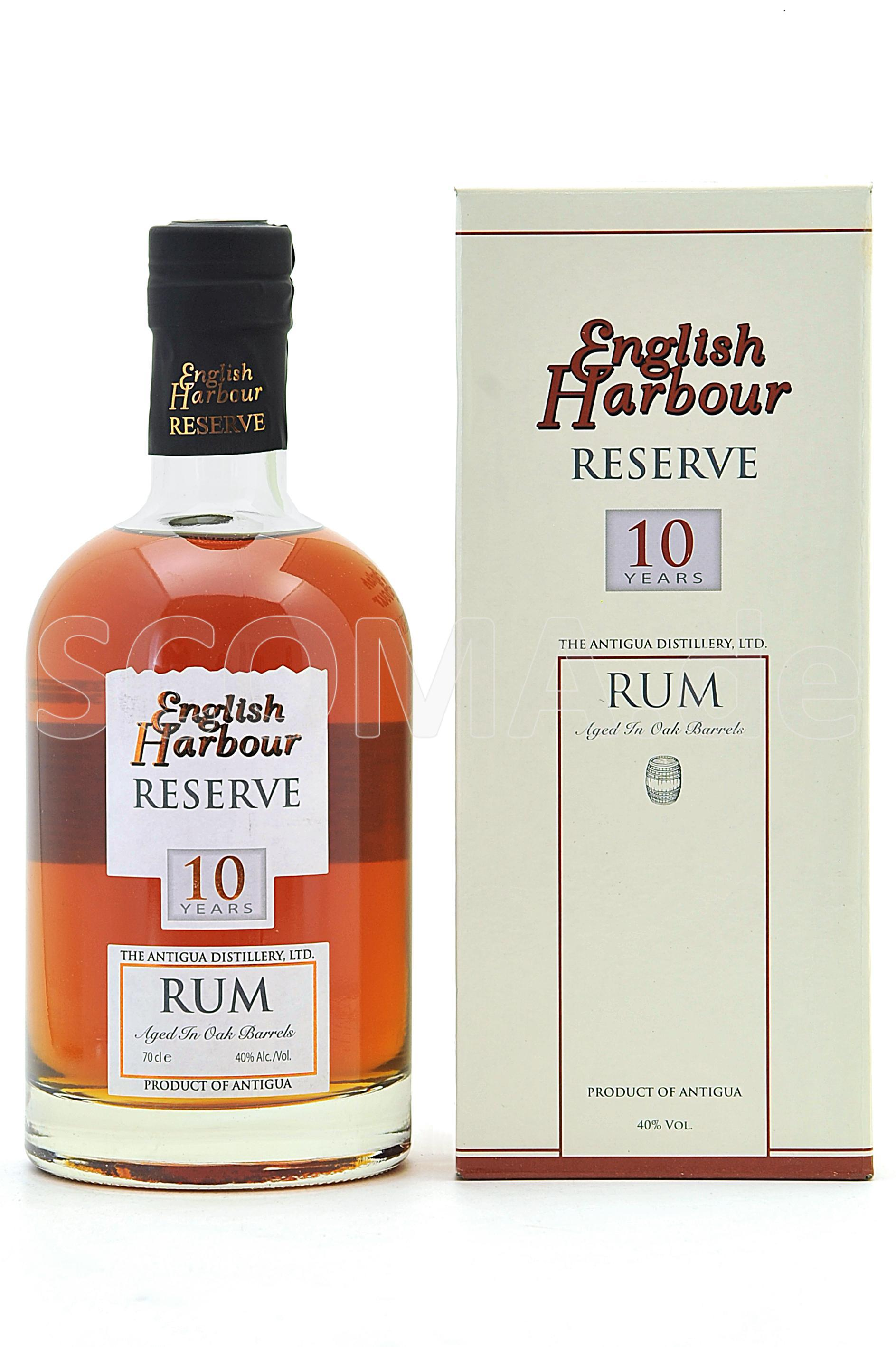 English Harbour 10 Jahre