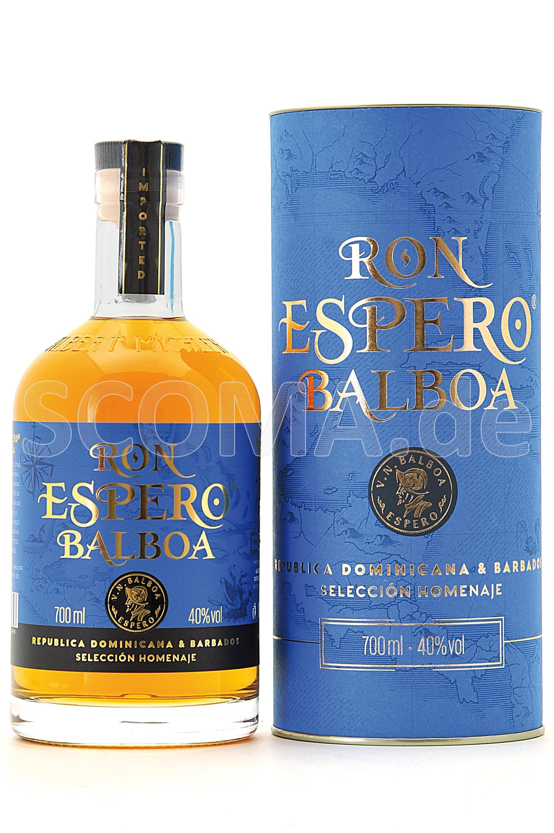 Ron Espero Balboa