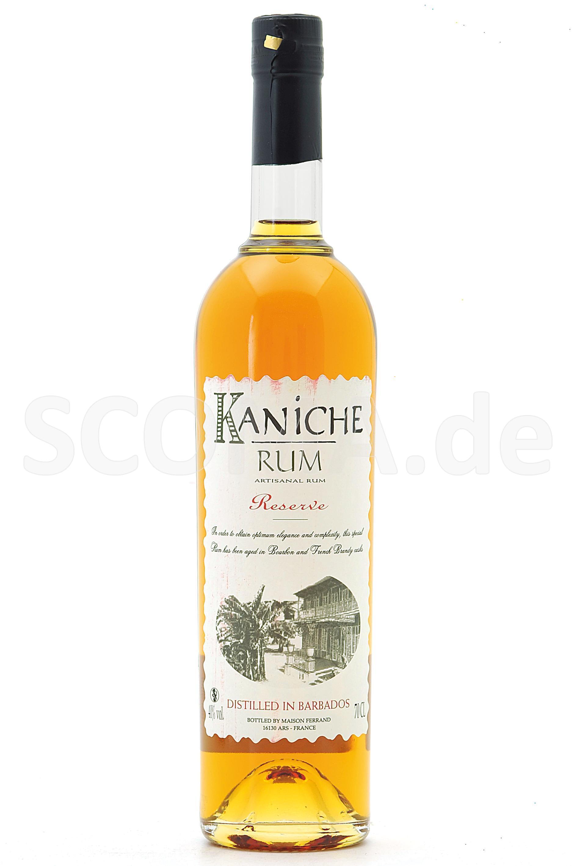 Kaniché Reserve