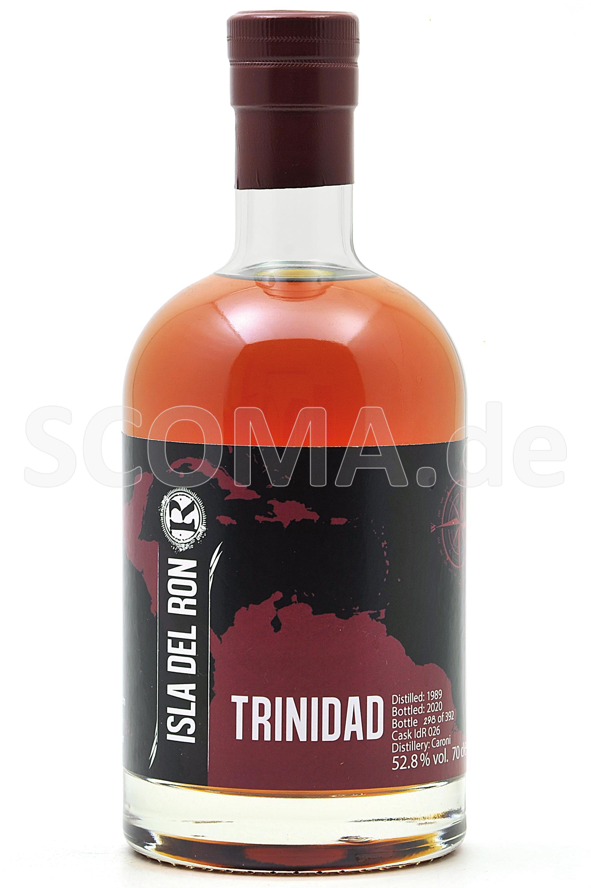 Isla del Ron - Trinidad 1989/2...