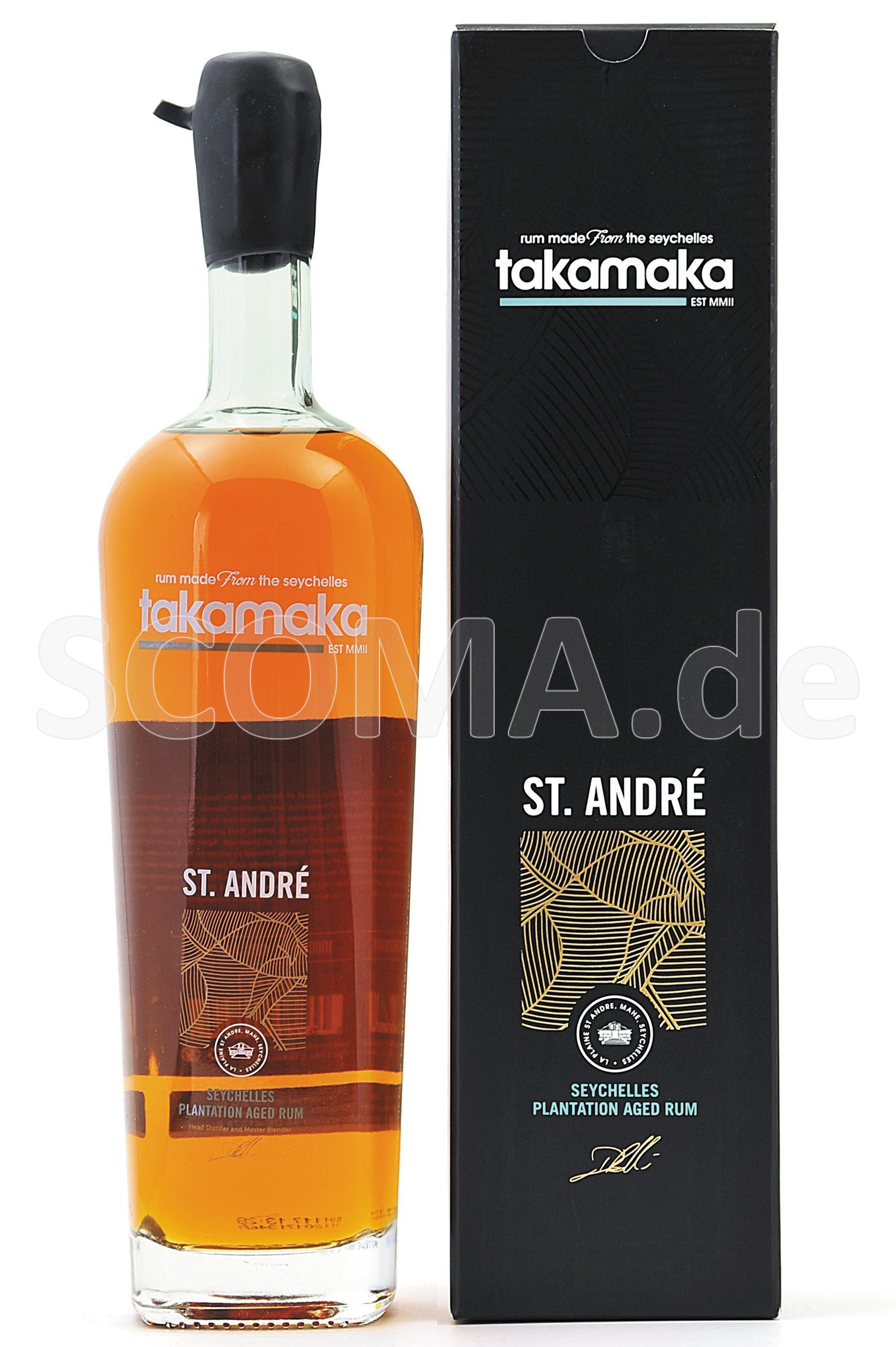 Takamara St.Andrè Rum 8 Jahre