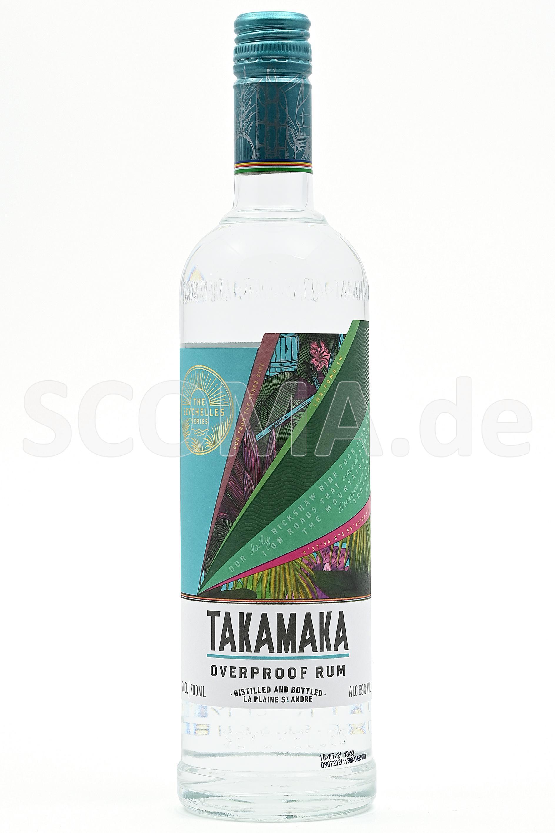 Takamaka Overproof 69