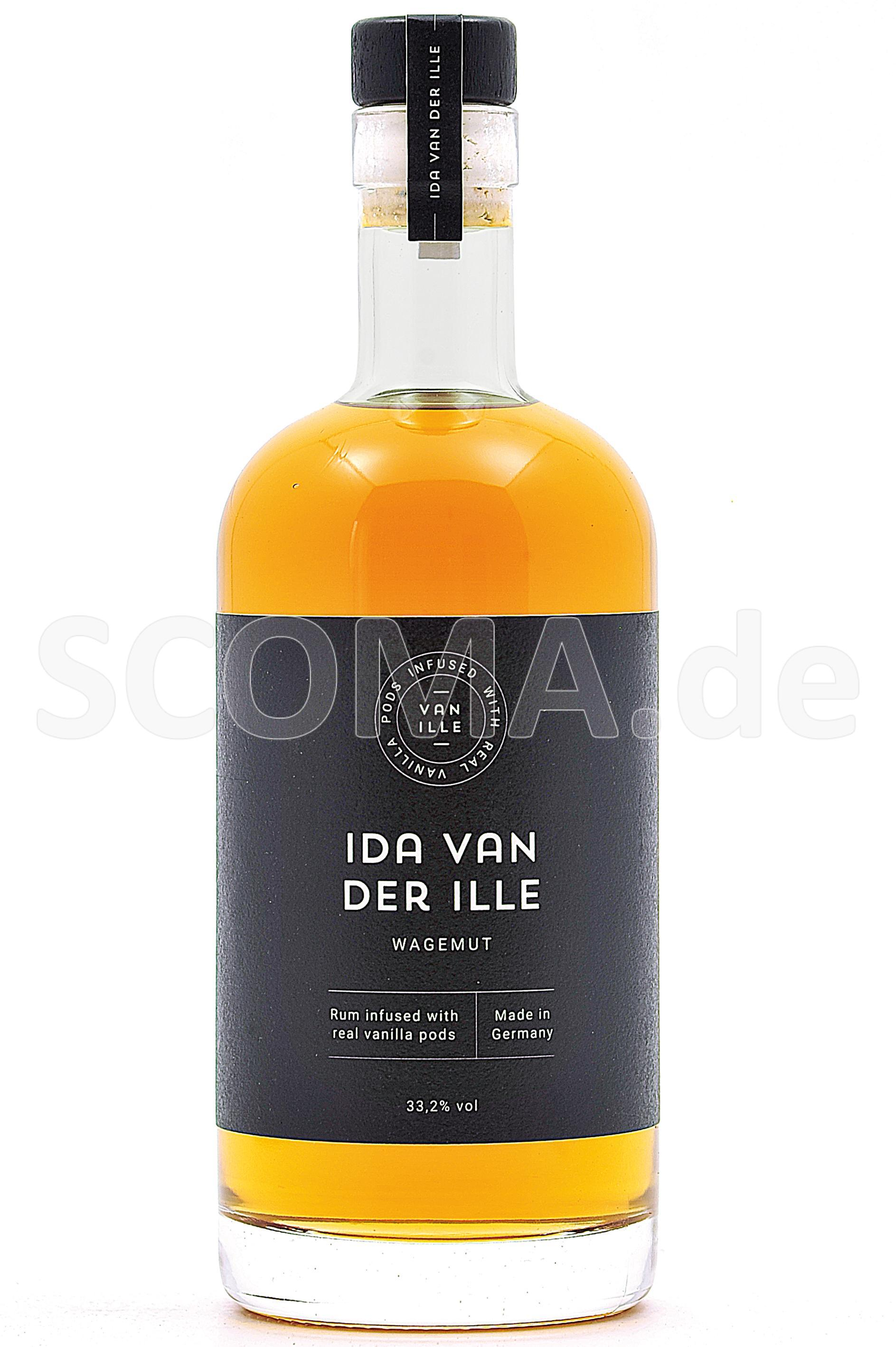 Ida van der Ille von Wagemut