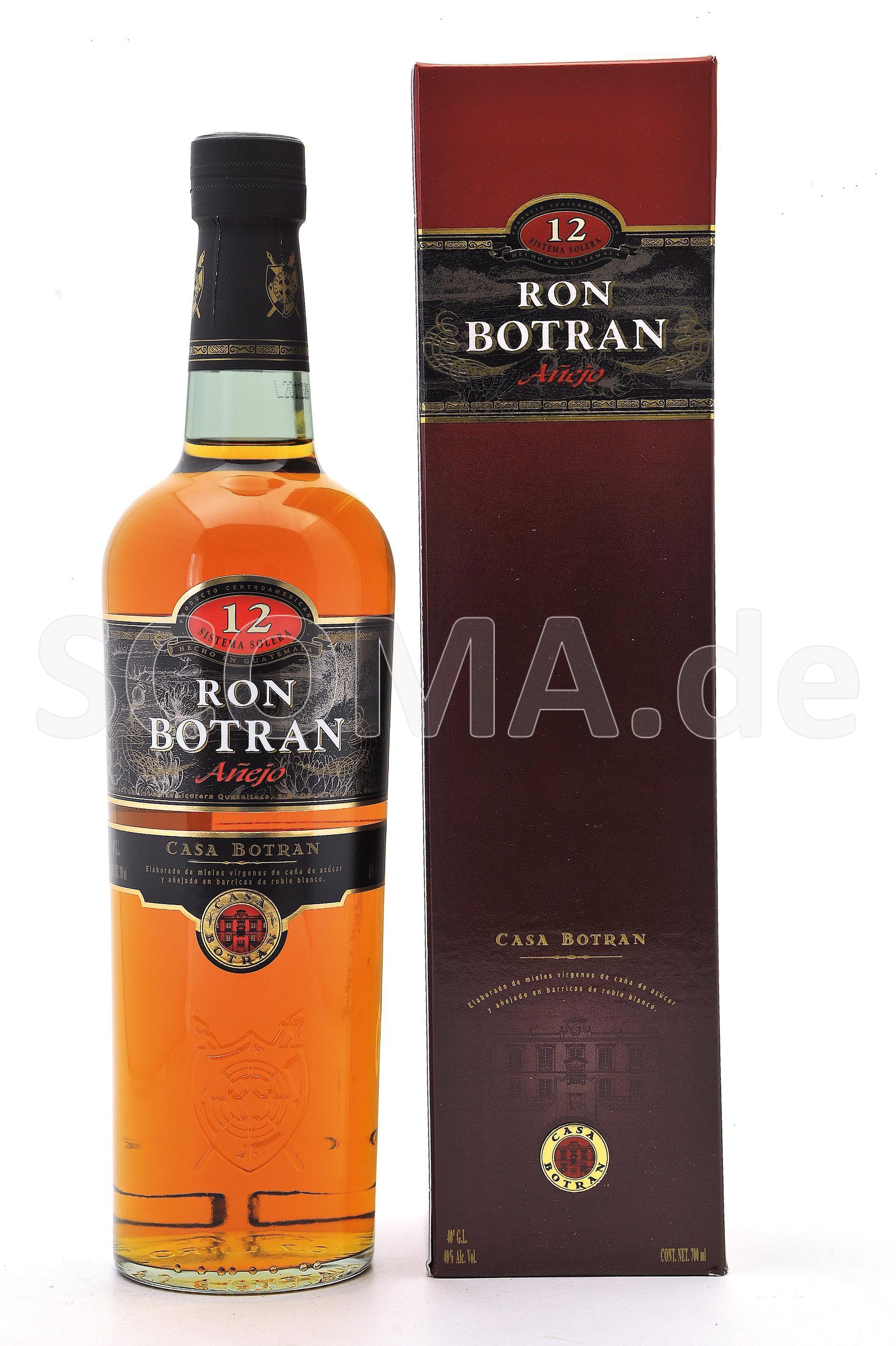 Ron Botran 12 Jahre