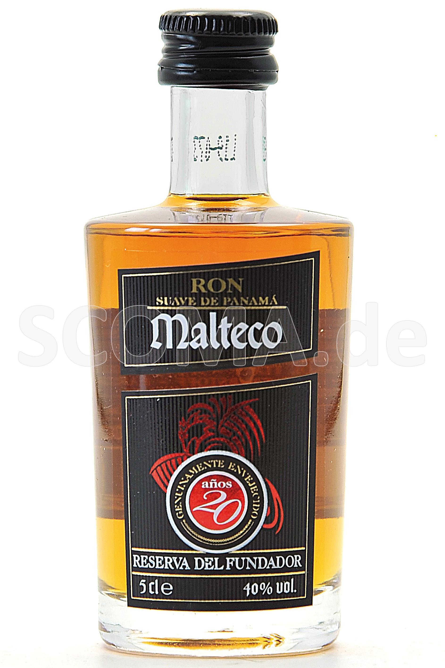 Malteco Rum Reserva del Fundad...
