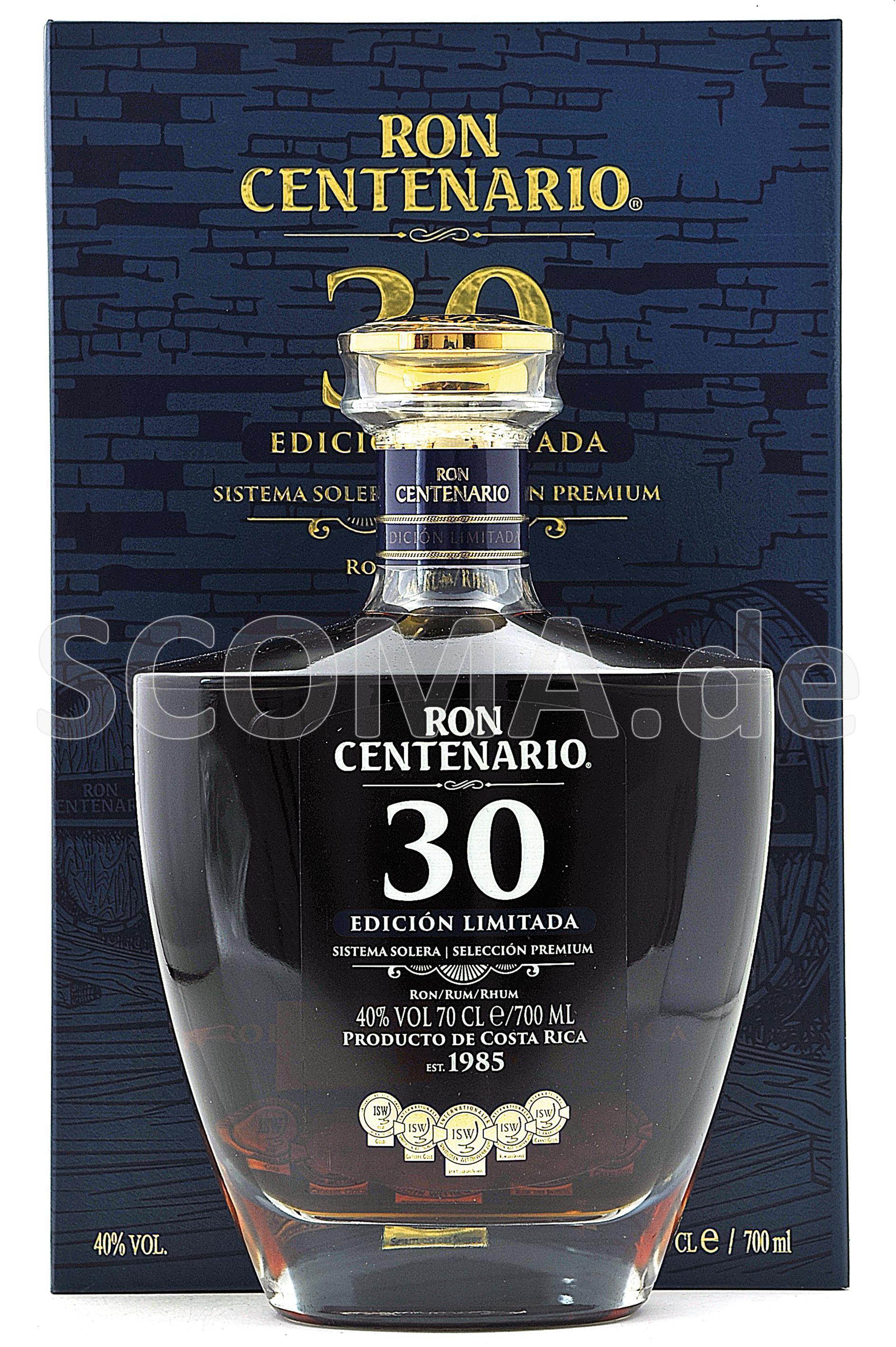 Centenario 30 Jahre  Edicion L...