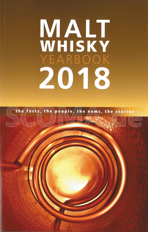 Malt Whisky Yearbook 2018