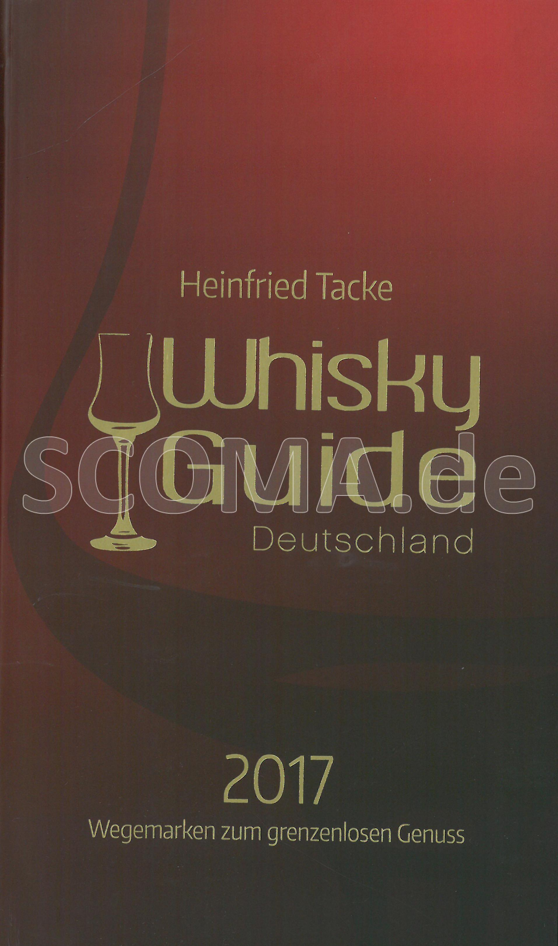 Tacke, Heinfried: Whisky Guide...