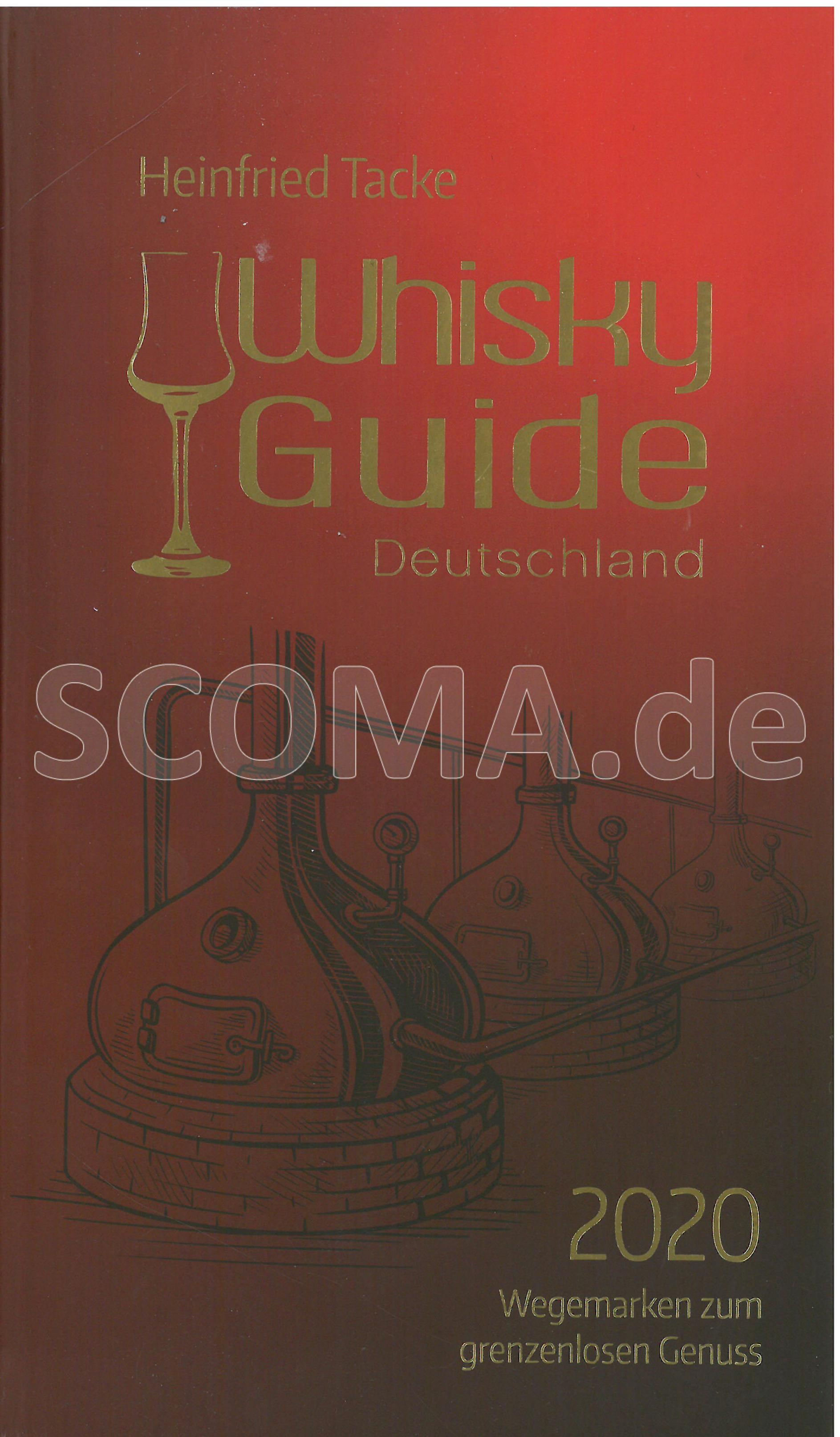 Tacke,Heinfried: Whisky Guide ...
