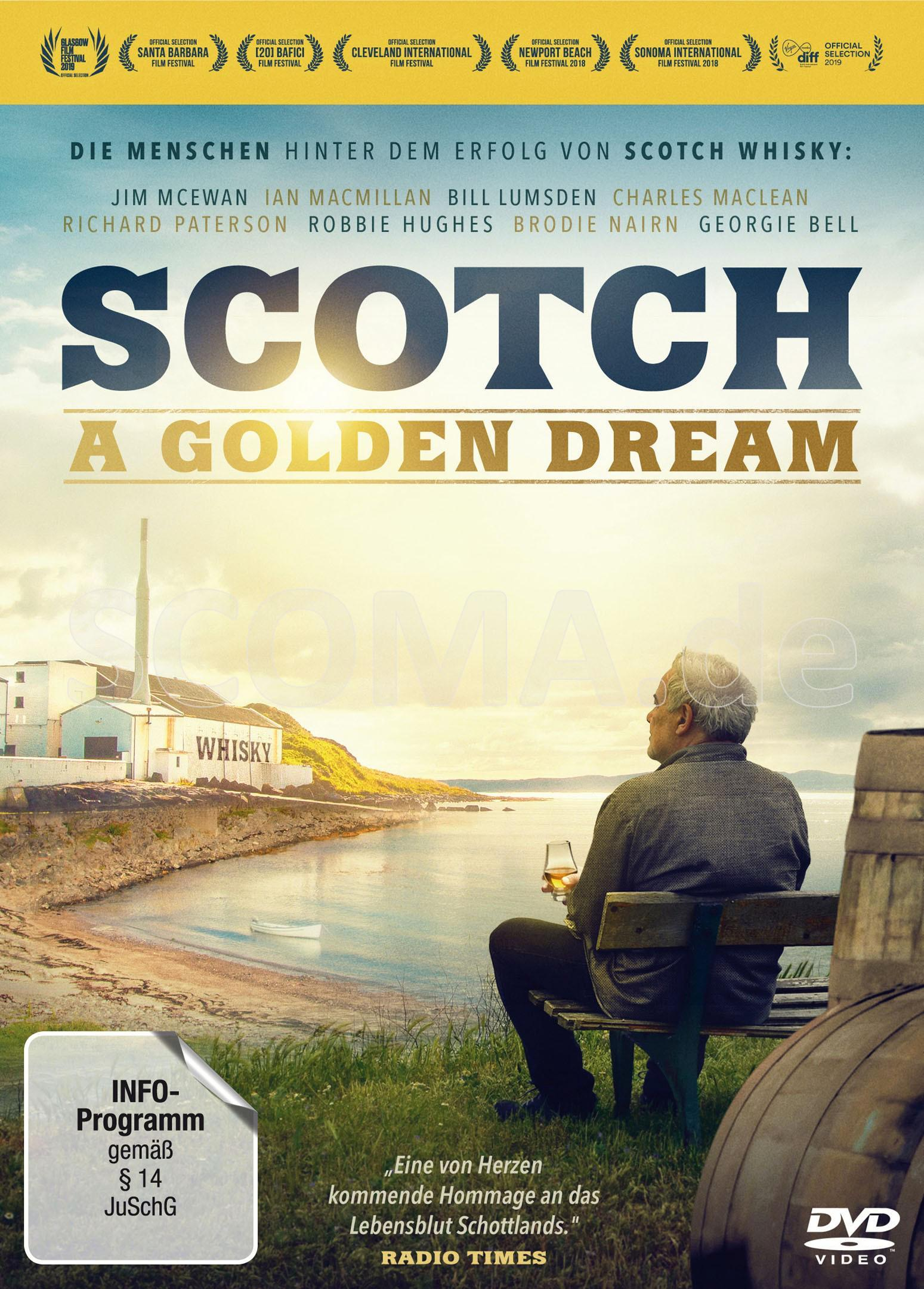 Scotch - A Golden Dream