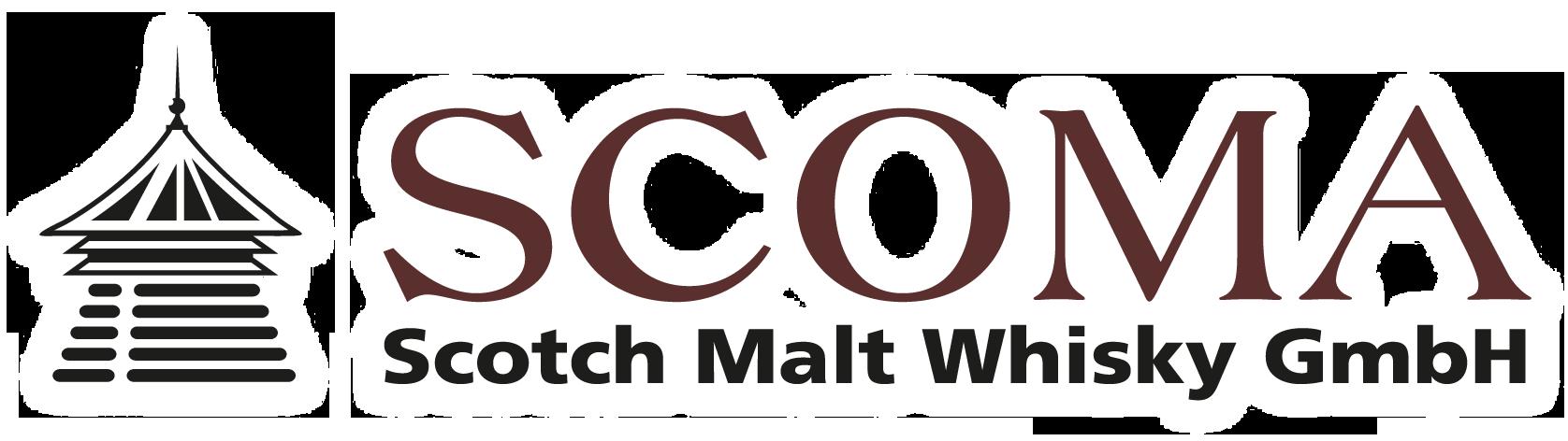 Onlineshop: SCOMA - Scotch Malt Whisky GmbH. Der erste Whiskey Versandhandel Deutschlands.